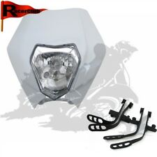 Motorcycle Faro  Per Honda XR CRF CR 50 70 80 100 150 200 250 450 Pit Dirt