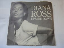 "Diana Ross - Upside Down  . 7"" Single Vinyl Disc Good Condition."