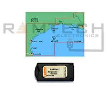 Garmin BlueChart Morgan City - Brownsville Texas MUS014R Data Card Marine Chart