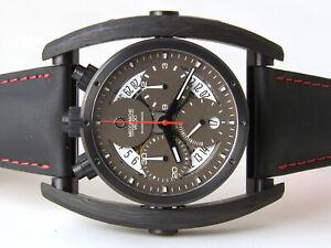 Meccaniche Veloci Chronograph Automatik Titan Karbon Valjoux 7750 automatic