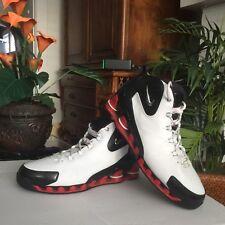 Rare Vintage 2003 Nike shox VC 3 sz 12 Raptors  II Vince Carter Red White 2 1 4