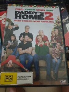 Daddys Home 2 DVD Region 4
