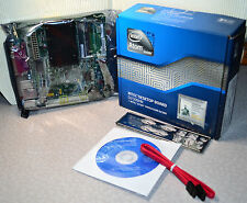 NEW IN BOX INTEL D2500HN Atom D2500 Fanless Mini-ITX Motherboard,VGA, BLKD2500HN