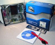 NEW IN BOX INTEL D2500HN Atom D2500 Fanless Mini-ITX Motherboard,VGA, BLKD2500HN