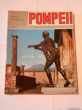 VINTAGE GUIDE TO POMPEII - VERY GOOD CONDITION