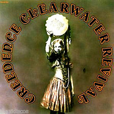 CD - Creedence Clearwater Revival - Mardi Gras (POP COUNTRY ROCK)