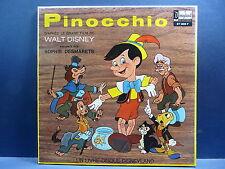 Livre disque Pinocchio SOPHIE DESMARETS ST 3905 F