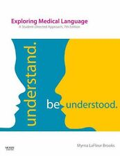 Exploring Medical Language A Student-Directed Approach by Myrna LaFleur (sealed)