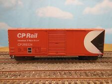 HO SCALE ROUNDHOUSE CP RAIL 269334 40' BOX CAR