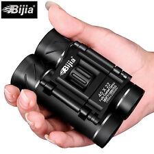 UK BIJIA 40X22 Mini FMC BaK4 Visión Nocturna Binoculares de caza y viaje al aire libre