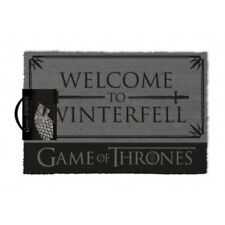 Felpudo Game Of Thrones Welcome To Winterfell