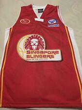 Singapore Slingers NBL Jersey