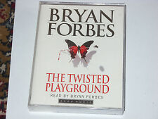 Bryan Forbes reads  The Twisted Playground    Double Cassette