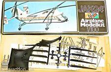 JAK 24P RDA Hélicoptère Kit de construction modèle 1:100 Plasticart Avion Kit å
