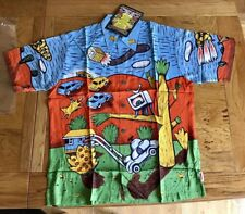Medium Amazing Lost Weekend RARE MAMBO LOUD SHIRT Australian Hawaiian