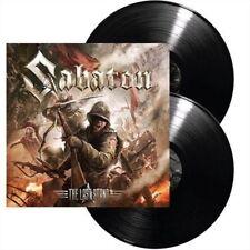 Sabaton The Last Stand 2lp Vinyl 19.08 2016