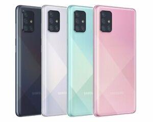 Samsung Galaxy A71 SM-A715F/DS 128GB 6GB Dual SIM Unlocked International Version