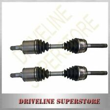 TWO BRAND NEW FRONT CV JOINT DRIVE SHAFTS TOYOTA  PRADO 90,95 series 1996-2002