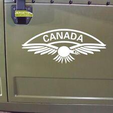 Royal Canadian Air Force Canada Army Military Car Decal Sticker
