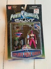 Saban's Power Rangers Lost Galaxy Conquering Pink Ranger Ban Dai Action Figure