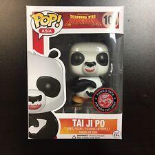 Funko POP Asia Exclusive Kung Fu Panda TAI JI PO