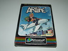 Airline von Adventure International Commodore 64 Tab geschlossen NEW OLD STOCK SELTEN!