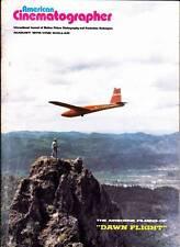 AMERICAN CINEMATOGRAPHER August 1976 - Dawn Flight, MOHAMMAD MESSENGER OF GOD