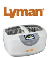 Lyman Turbo Sonic 2500 Ultrasonic Case Cleaner NEW!! # 7631700