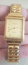 Vintage Ladies Mondia Gold Plated Quartz Watch