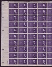#1200 ATOMIC ENERGY ACT. WHOLESALE LOT OF 4 MINT SHEETS. F-VF NH OG.