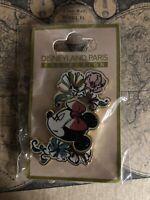 Disneyland Paris Collection Pin Badge 3D Minnie
