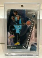 2019/20 Prizm JA MORANT Instant Impact Rookie Grizzlies Mint HOT + One-Touch