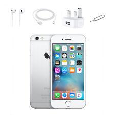 Silver Apple iPhone 6S 16gb Factory Unlocked Smartphone Sim Free UK SELLE