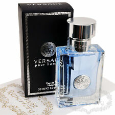 Versace Pour Homme Eau De Toilette Men Perfume Cologne Parfum Fragrance 1oz 30ml