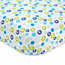 Monsters Inc. at Play Monster Fitted Crib Sheet By Disney
