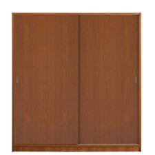 Armadio con ante scorrevoli in legno Armadi cameretta casa 200x185x61 cm