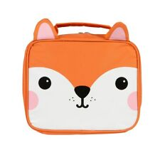 New Sass & Belle Hiro Fox Kawaii Friends Lunch Bag Kids Childrens School Food