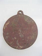 alte Medaille Kaiser Friedrich Lerne Leiden ohne zu Klagen Münze 1888