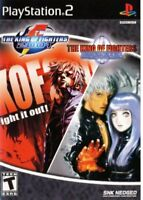 King of Fighters 2000-2001 PS2 New Playstation 2
