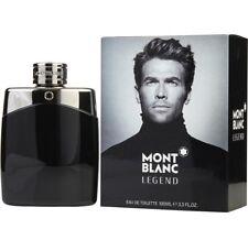 Mont Blanc Legend 3.3 OZ. Men's Eau de Toilette Sealed in Box