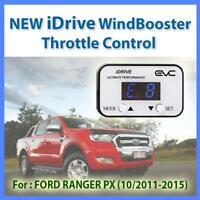 NEW IDRIVE WINDBOOSTER THROTTLE CONTROL for FORD RANGER PX 10/2011-2015