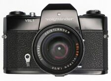 Voigtlander Black VSL1 TM with 50mm f1.8 Color-Ultron M-42 mount  #4818411
