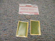 Walthers  decals HO Specialties D-145 Safety stripes green yellow  D141