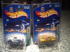2003 Hot Wheels TH Treasure Hunt Set Complete 1-12  In Protecto Packs