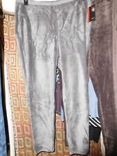 NWT 3X STYLE & CO GRAY  CORDUROY LEGGINGS