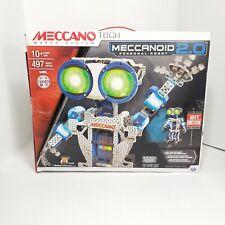 Meccano Meccanoid 2.0 Personal Robot 16402 Build Smartphone Capable