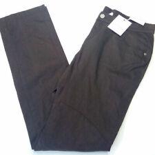 BNWT Donna Pantaloni Jeans French Connection Rosso Papavero Taglia 6 8 NUOVI VINTAGE