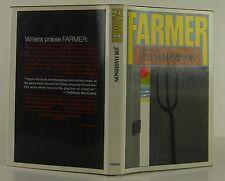 JIM HARRISON Farmer SIGNED FIRST EDITION