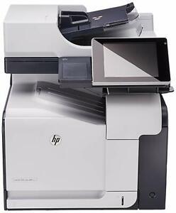 HP LaserJet Ent 500 Color MFP M575DN A4 Printer, High Toner Mostly 100% WARRANTY
