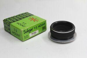 Soligor T2 mount to Pentax K adapter